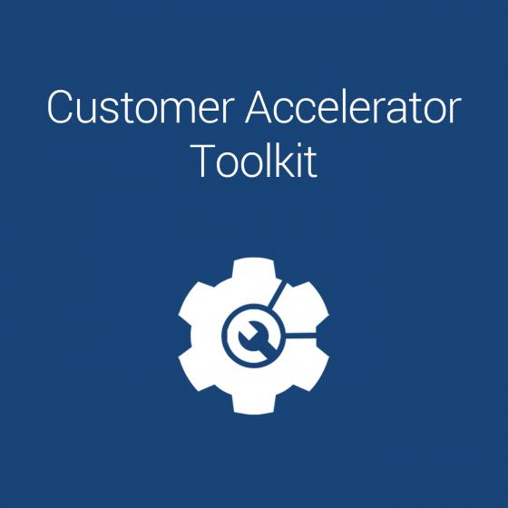 H+W Customer Accelerator Toolkit