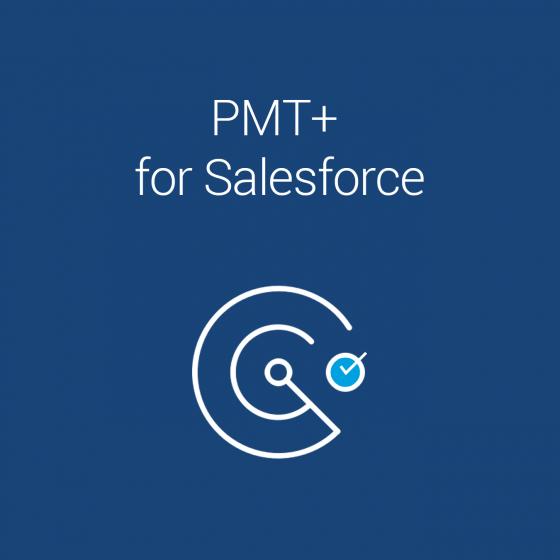 PMT+ for Salesforce